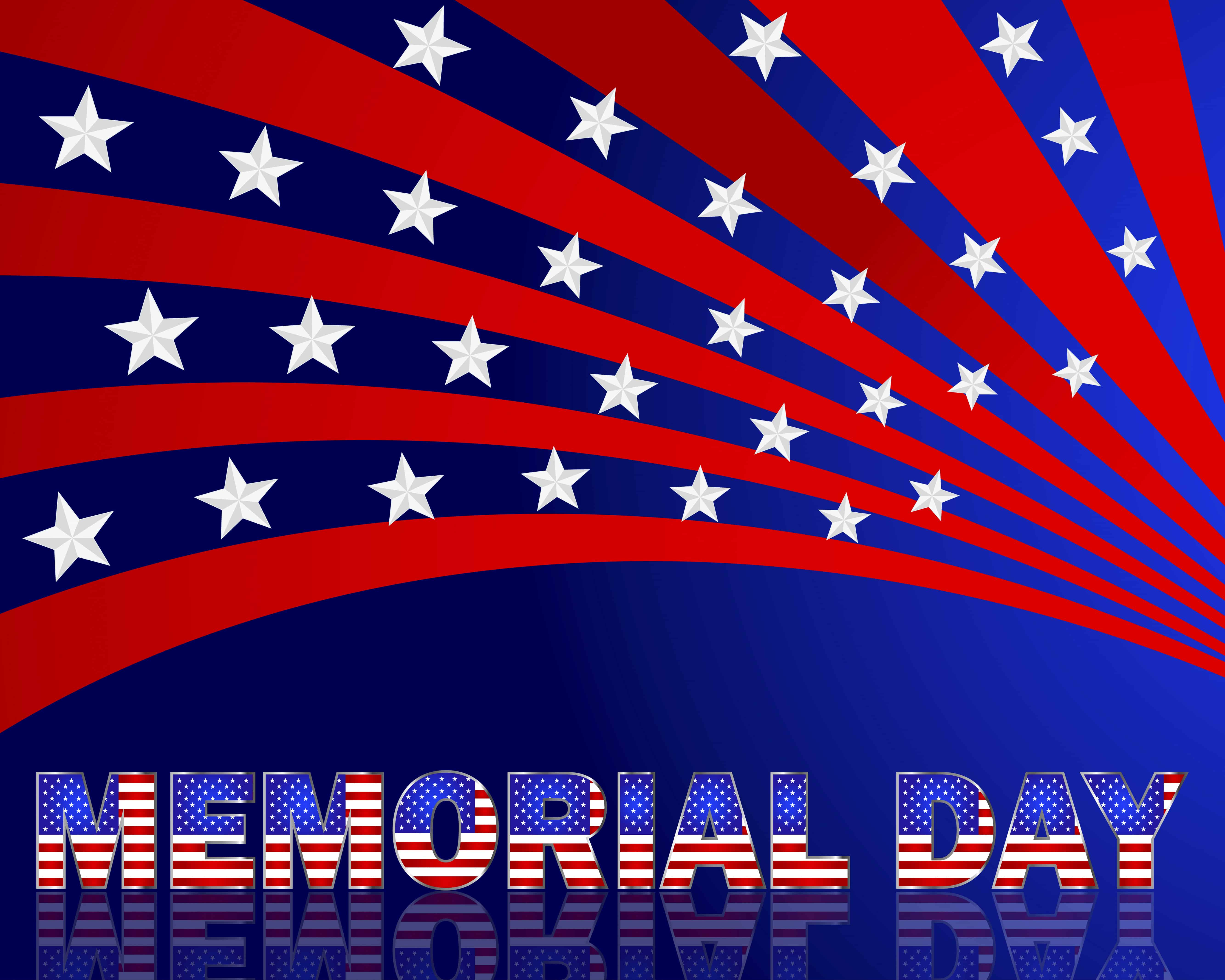 Memorial Day Flowers and Plants