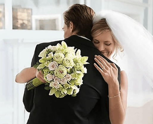 Proposal Day Brings Wedding Day Planning