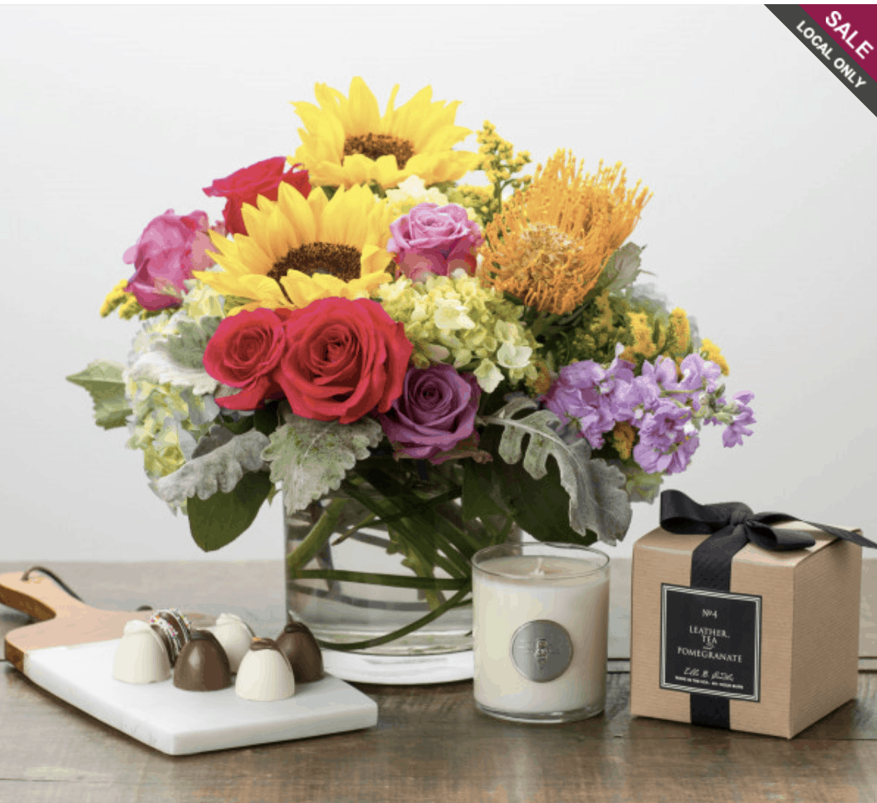 Make Someone's Day with Flowers and Gifts From Bussey's!