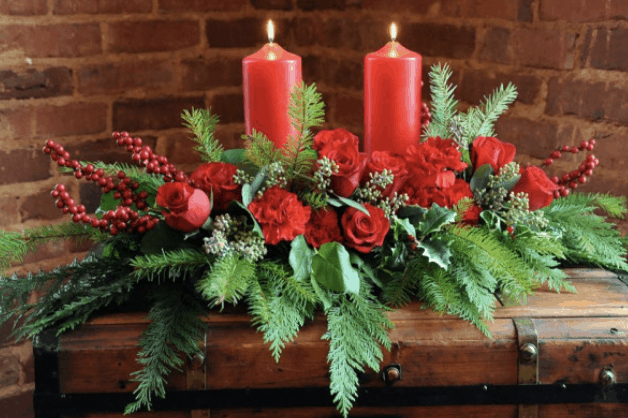 Come See Our Holiday Showroom with Dazzling Flowers, Gifts, and More